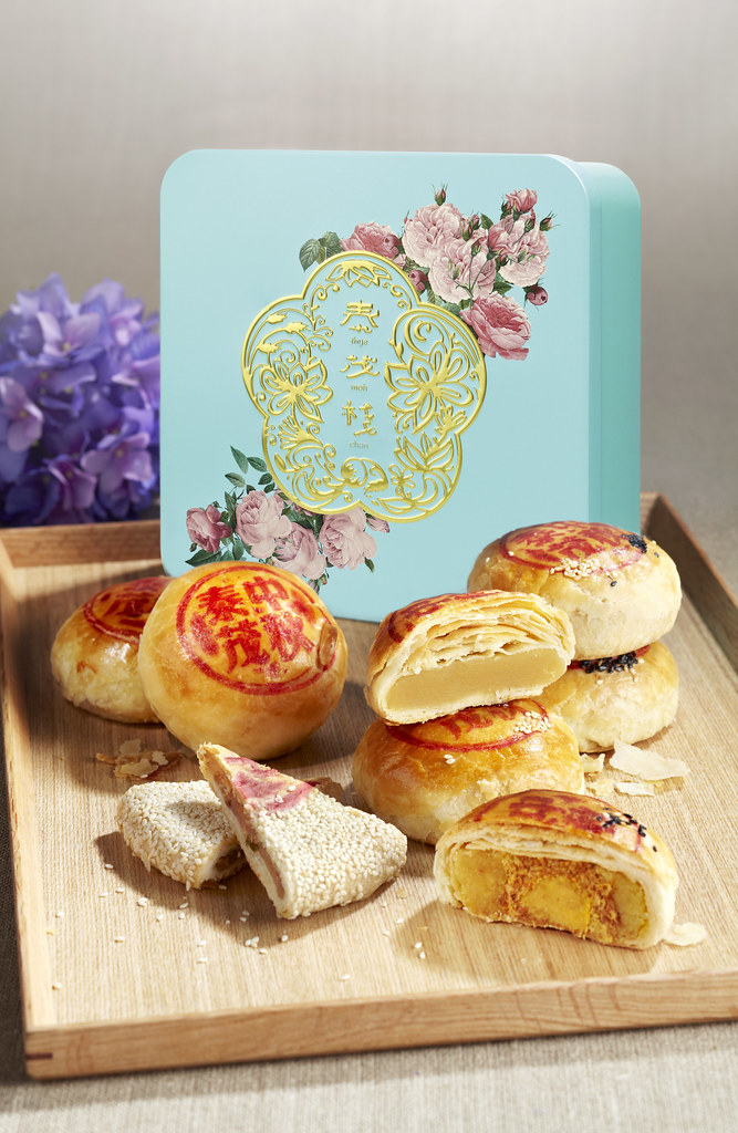 Thye Moh Chan mooncakes (photo courtesy of Thye Moh Chan)