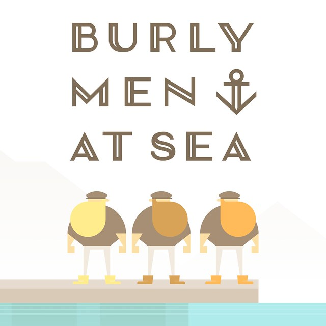 Burly Men at Sea Maestro Beard Edition