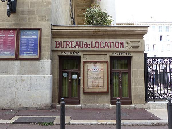 bureau de location