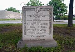 Victoriatown / Goose Village WWII Memorial