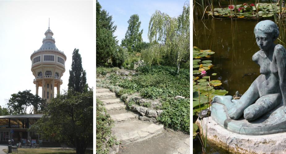 Relaxen in Boedapest: Margit Sziget | Mooistestedentrips.nl