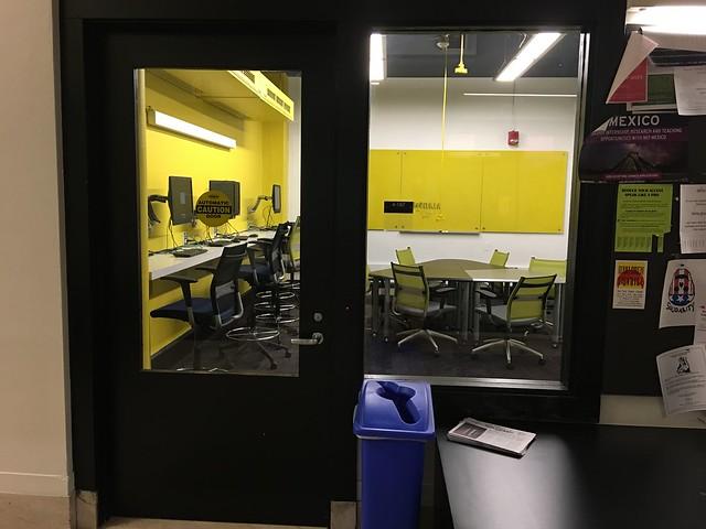 MIT Computer Labs