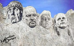Mt Rushmore of Wrestling