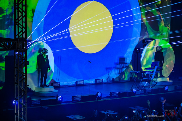 Pet Shop Boys em Porto Alegre (Exclusivas)