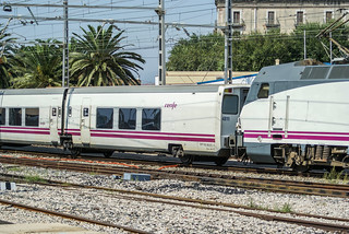 Talgo end car