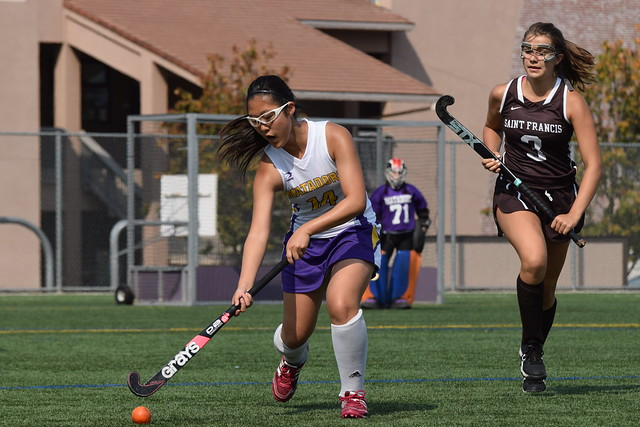 Field hockey vs Saint Francis