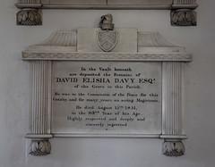 David Elisha Davy