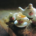 time for tea...