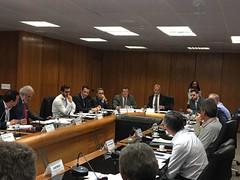 Reunião do Conselho Nacional de Previdência 28.set