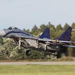 11, Mikoyan Gurewitsch MiG-29A Hungarian Air Force @ Kecskemet LHKE
