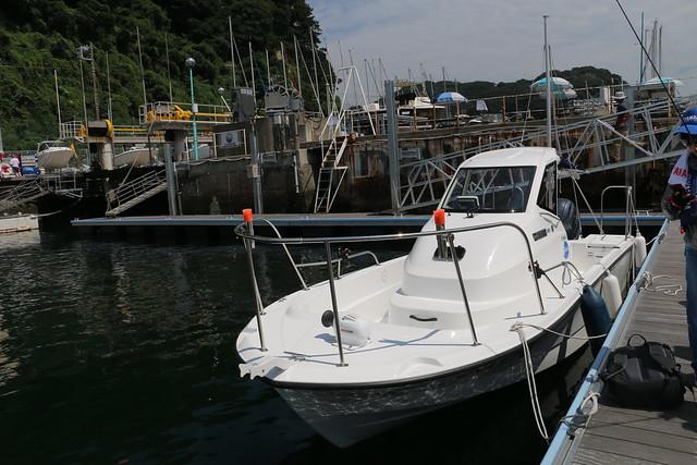 ヤマハ シースタイル ゼロから始めるボートフィッシング講座 BBQ