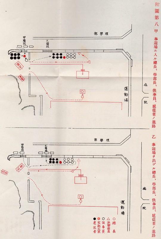 昭和天皇東京帝国大学行幸 (3)