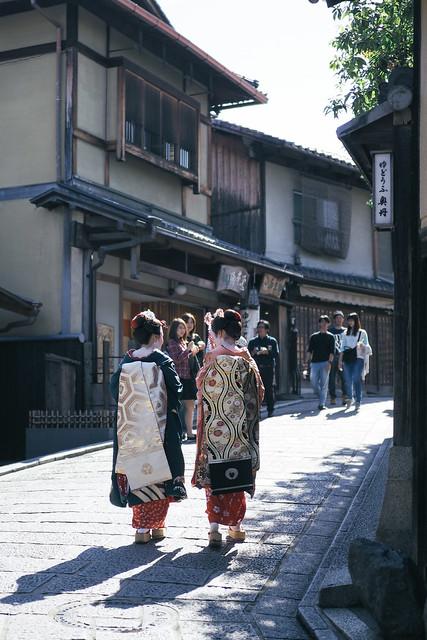 十年,京都四季 | 卷三 | 古都日常 | 17