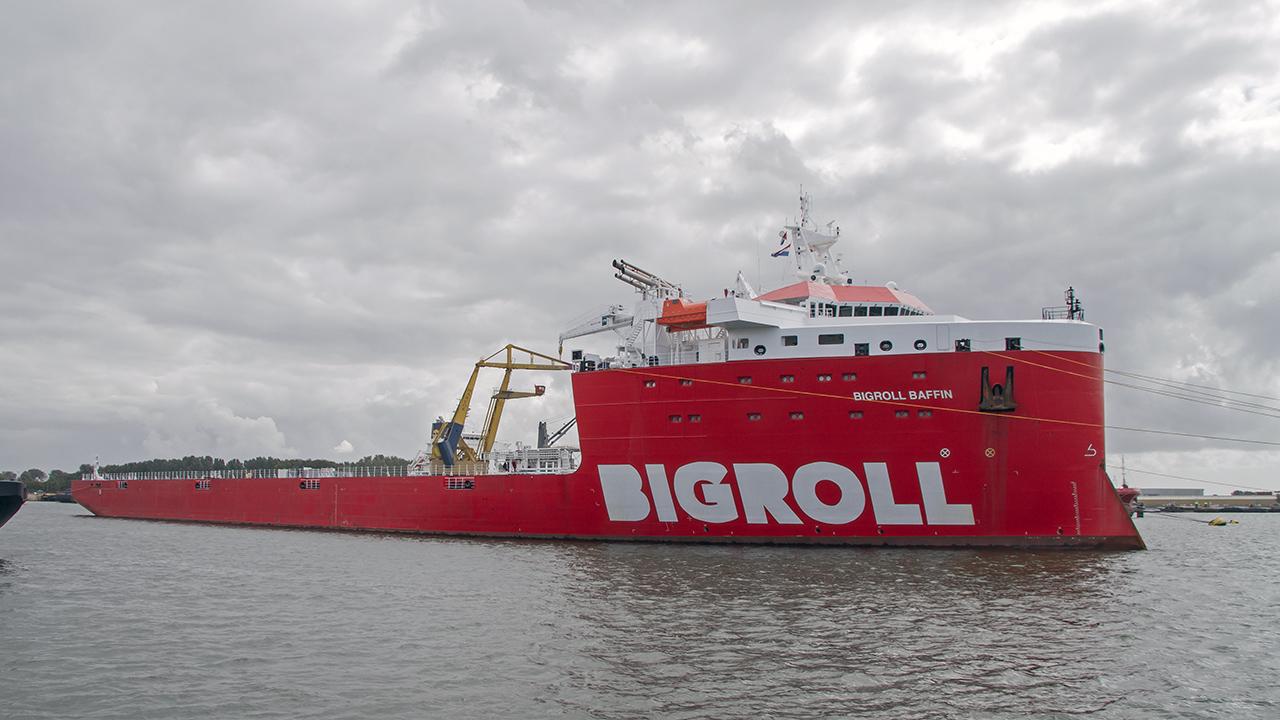 Bigroll Baffin