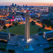 Kansas City MO Sunrise Panorama by ericbowers