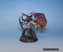 Illidan Daemon Prince
