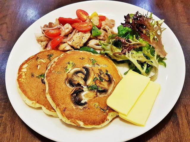 Le Poulet Pancakes