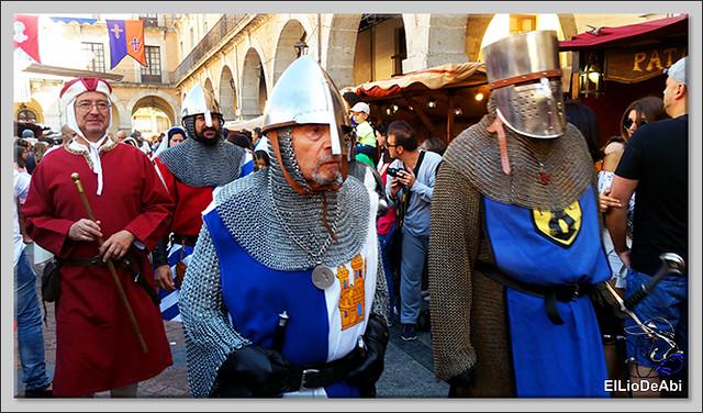 #ÁvilaMedieval como volver al medievo en un fin de semana 9
