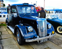 Scotland Greenock a 1957 Bearmore Taxi 26 August 2017 by Anne MacKay