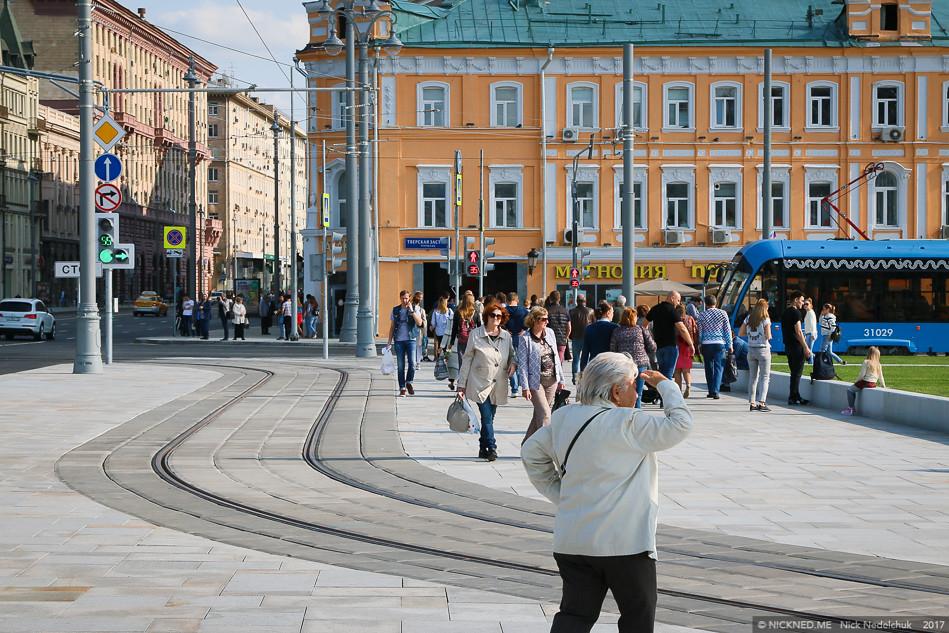 Площадь у Белорусского вокзала просто не узнать! IMG_4270
