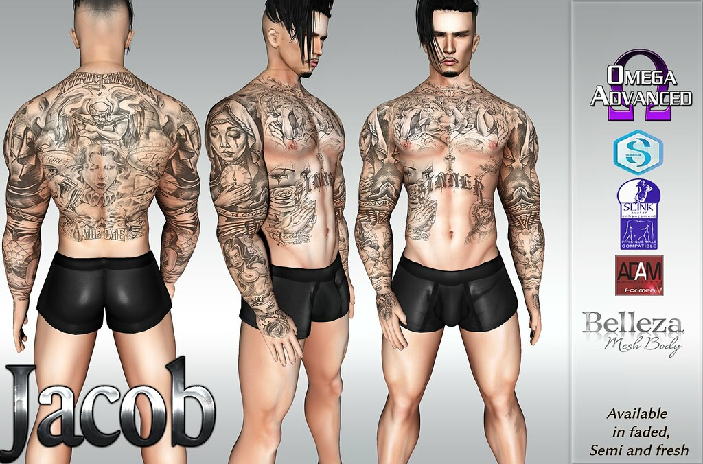Jacob-AD - SecondLifeHub.com