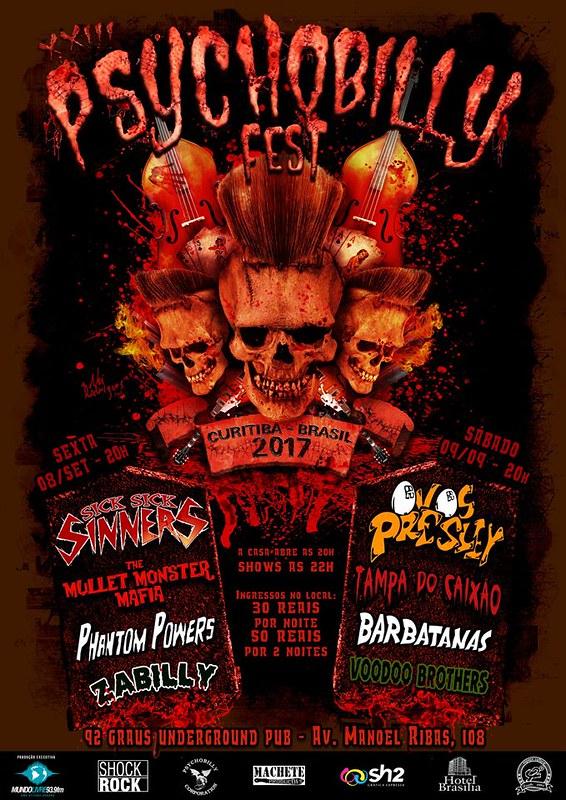 23º Psychobilly Fest - 2017