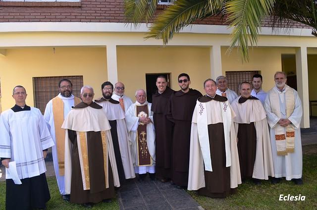 Primera Profesión Religiosa de dos novicios carmelitas