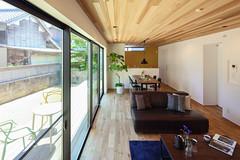 埼玉県三郷市の家