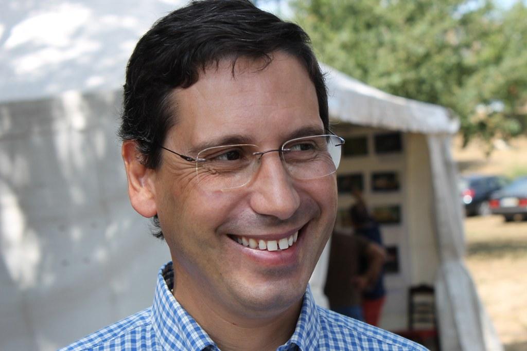 Nuno Sá _ candidatao do PS CM VIla Nova de Famalicão