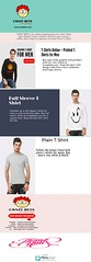Shop Amazing Printed T-Shirts for Men to Revamp Your Style!
