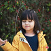 Girl in Yellow Parka