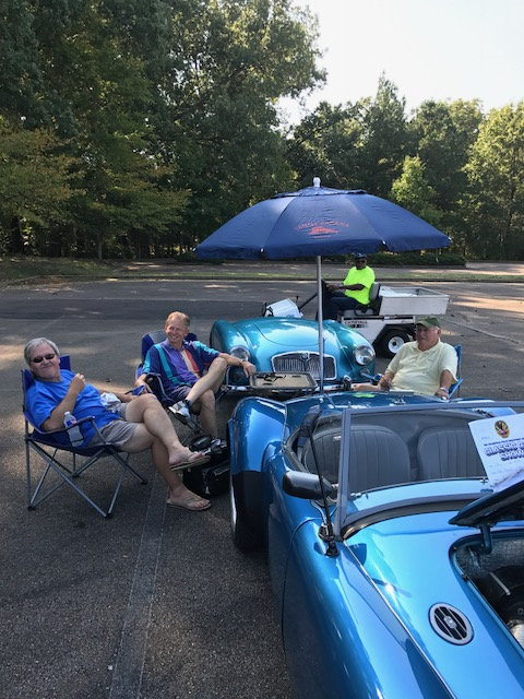 9/17 Collierville Car Show
