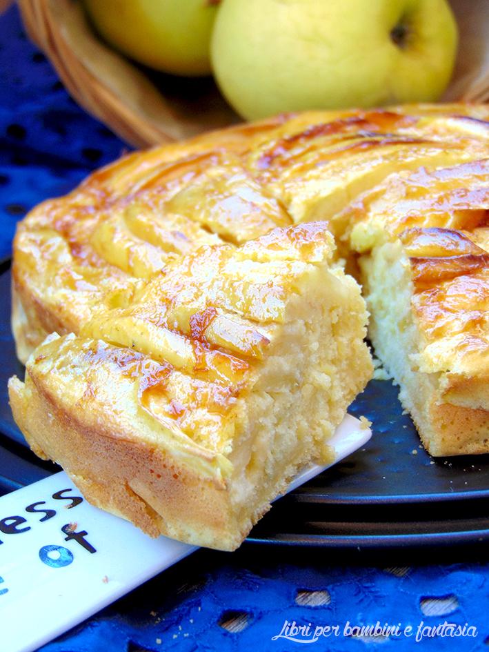 torta mele 75