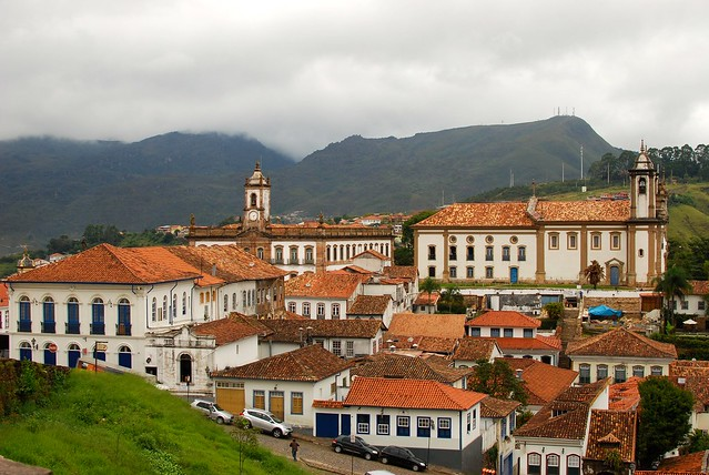 Exploring Ouro Preto in a Day