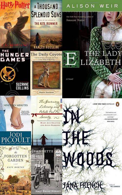 2007 books