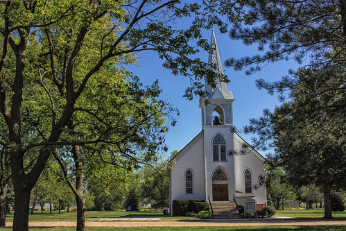 church lutheran hordville nebraska country rural citypark