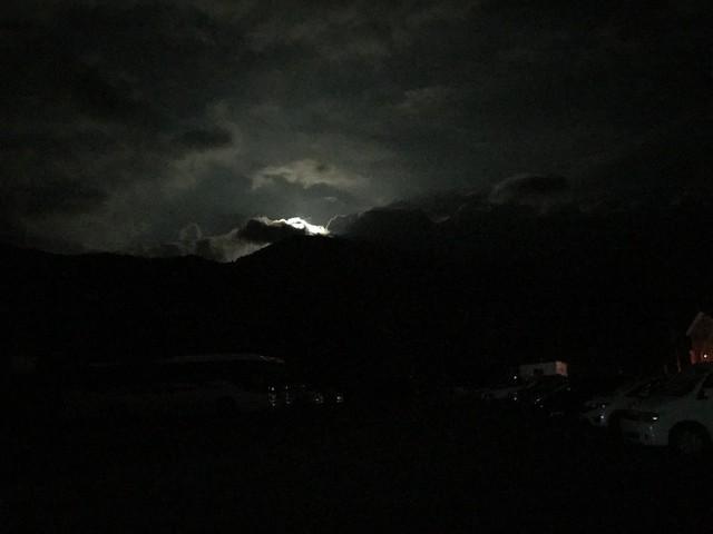 乗鞍岳 ほおのき平駐車場
