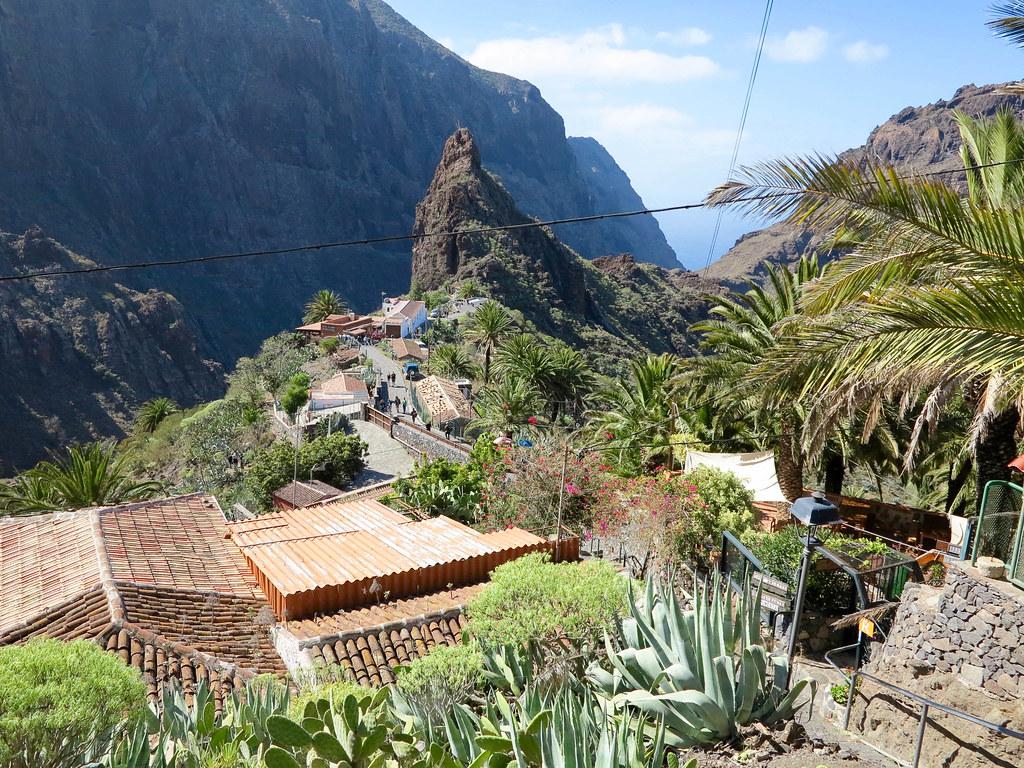 Masca in Tenerife