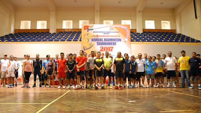 2017.09.10_Badminton Tournament 2017 by Incham Hanoi