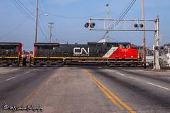 IC 2707 | GE C44-9W | CN Fulton Subdivision