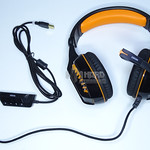 Auriculares KONOR Ultimate Gaming Headset 23