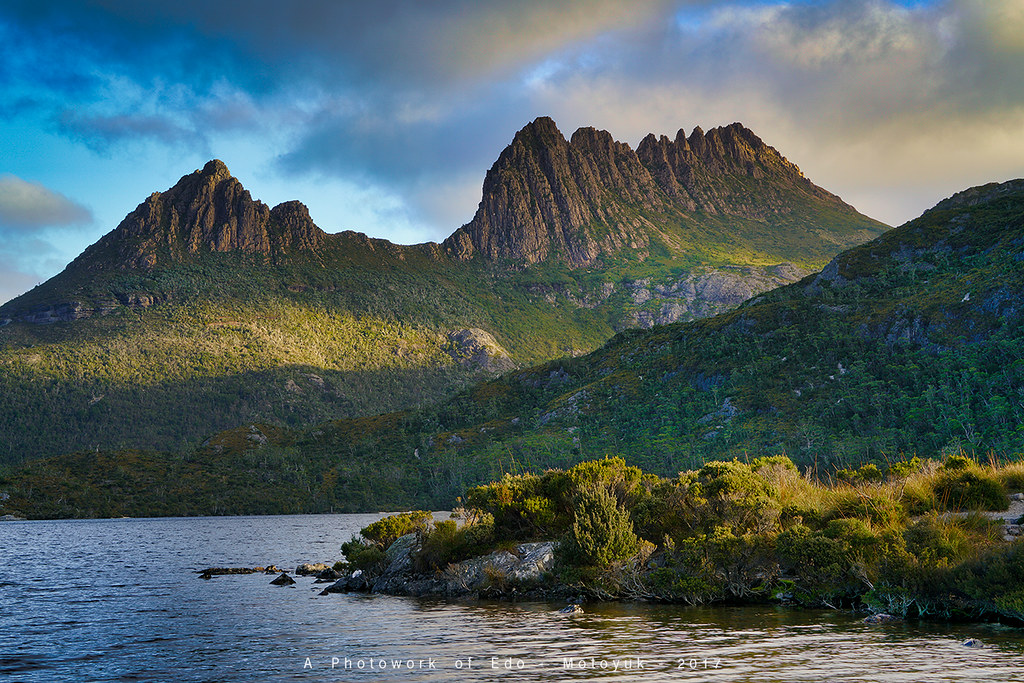 Cradle Mountain - After