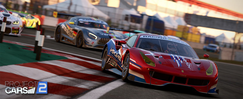Project CARS 2 Competition