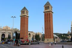 Barcelona - Torres Venecianes