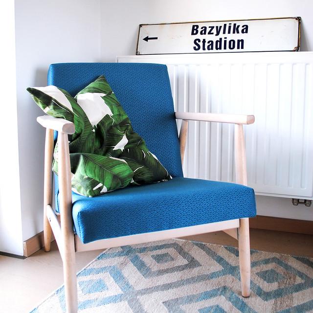 Radomsko vintage armchair