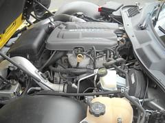 06M 2008 Pontiac Solstice GXP - MUSTURD - Engine