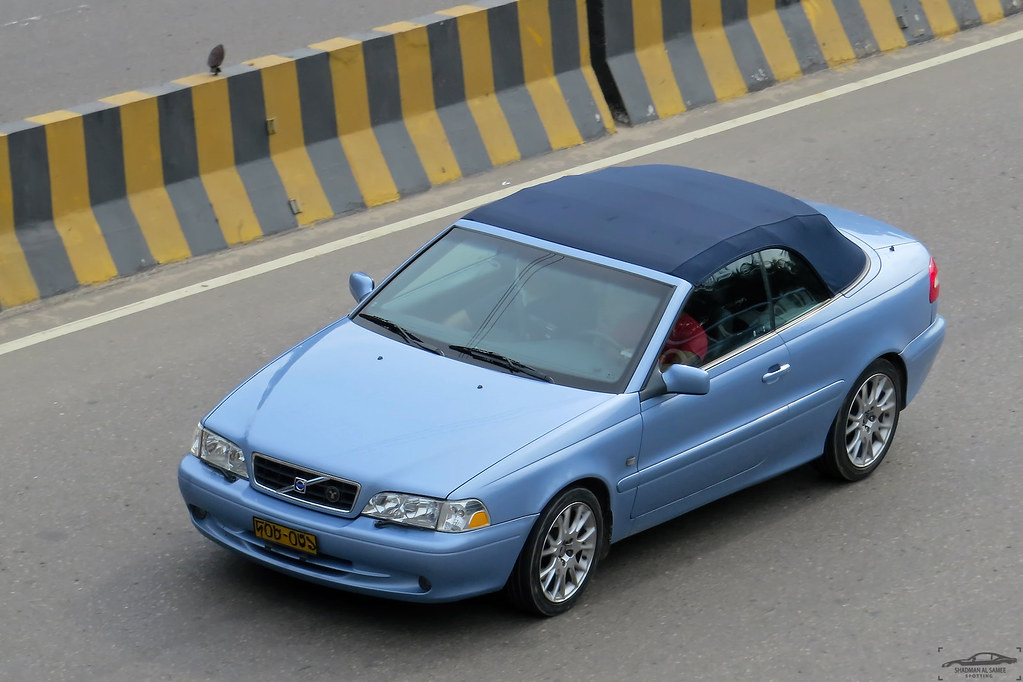 Volvo C70 Convertible Bangladesh Airport Rd 2017 The Di Flickr