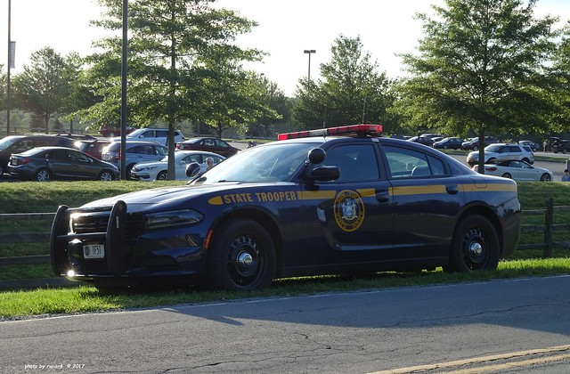 New York State Police - Dodge Charger (1)