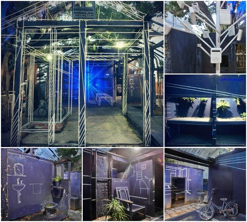 香港旅人租車環島遊記-台南-藍晒圖-17度C的黑夜 (3)