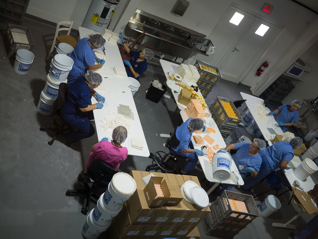 Aruba Aloe factory